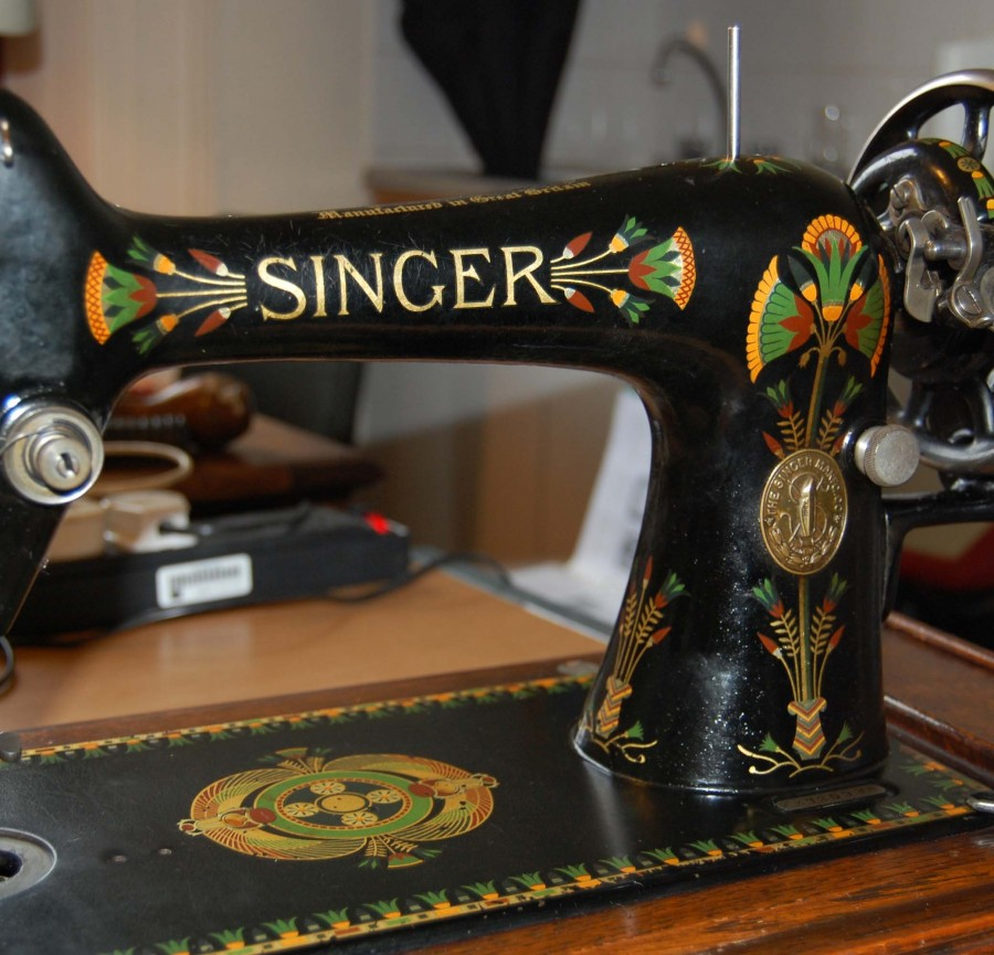 reliance sewing machine