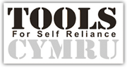 Tools For Self Reliance Cymru Retina Logo