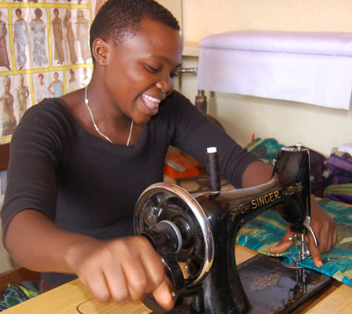 Send A Sewing Machine To Tanzania Tools For Self Reliance Cymru Beauteous Sewing Machines For Africa Charity